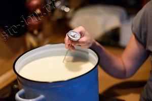 Пастеризация молока