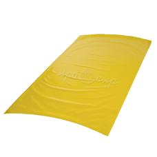 Термоусадочные пакеты для сыра 23х43см желтые