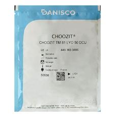 Термофильная закваска Danisco CHOOSIT ТМ 81/82 LYO (50 DCU)
